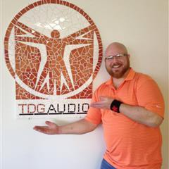 Shannon RiffleRegional Sales Manager Email: shannon@tdgaudio.com Direct Phone: 816-309-8900