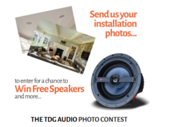 Submit your photos, win Speakers.